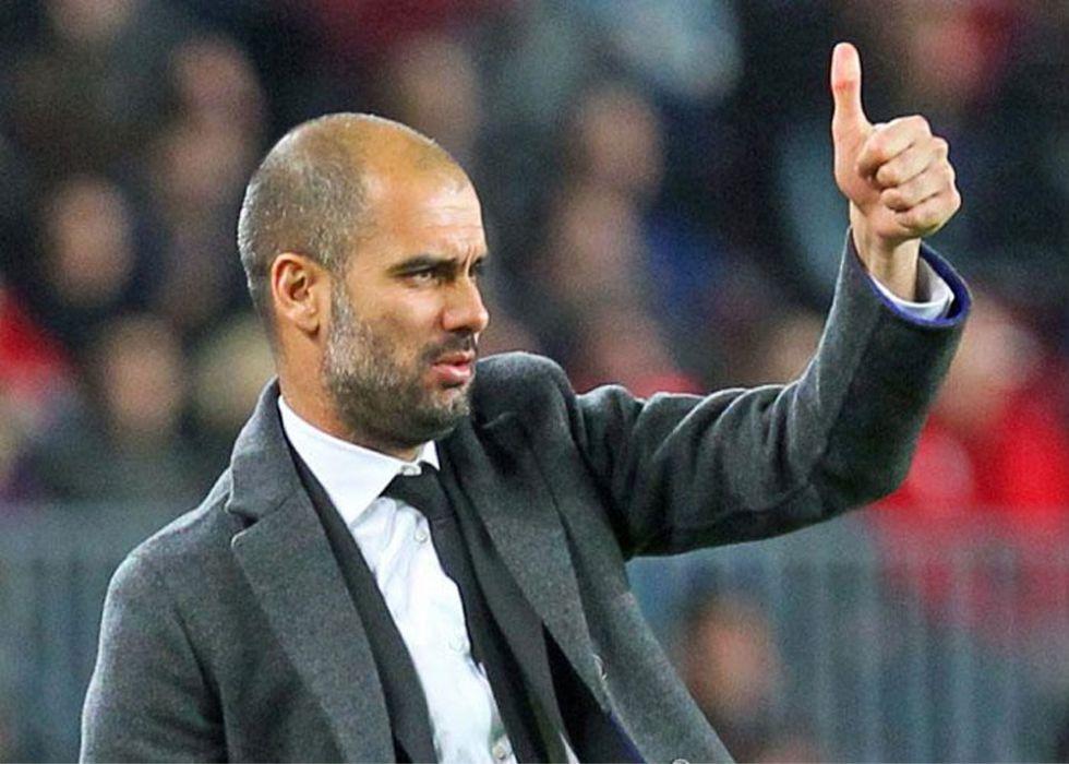 Guardiola rechaza al City y su deseo es entrenar al United