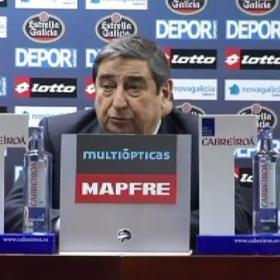 Lendoiro sacks Luis Oltra and signs Domingos Paciencia