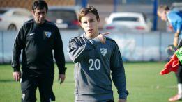 Diego Buonanotte, cerca de fichar por el Palermo italiano
