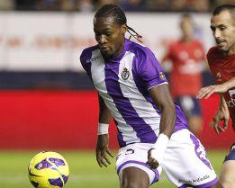 El Valladolid regresa al trabajo sin Manucho y sin Jaime