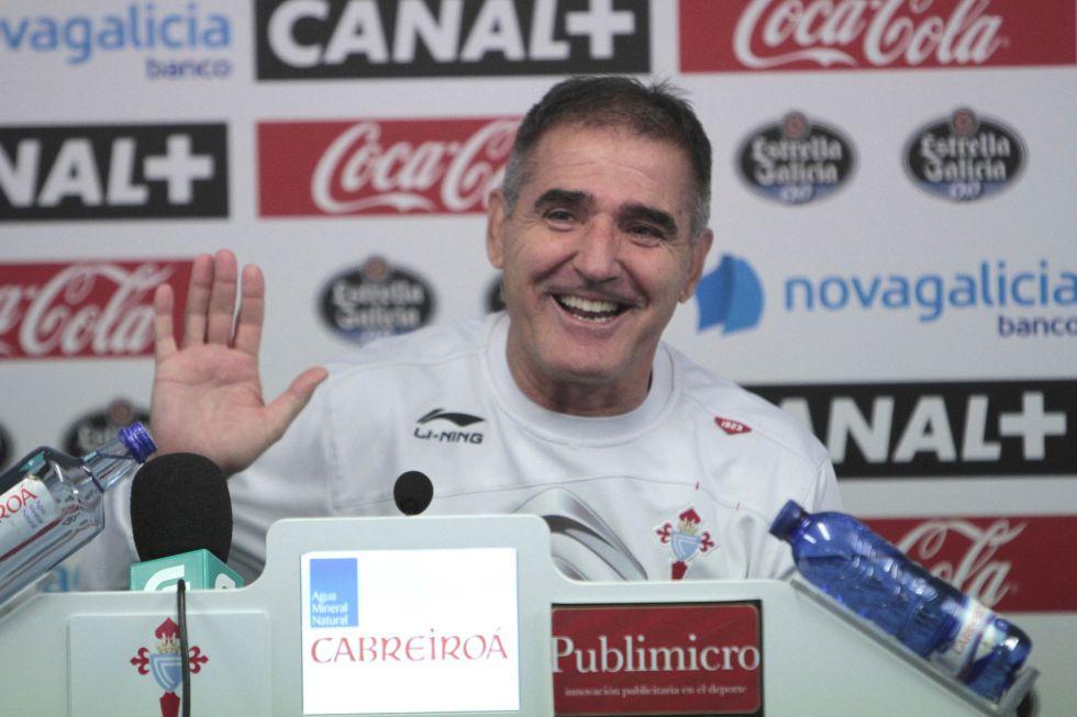 """""""Iago Aspas no está al nivel que empezó la Liga y me preocupa"""""""