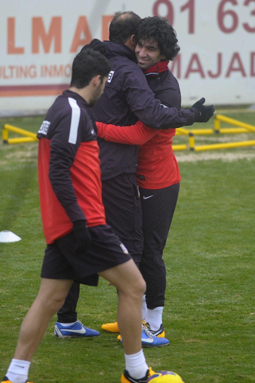 El Atlético de Madrid no tiene previsto desprenderse de Arda