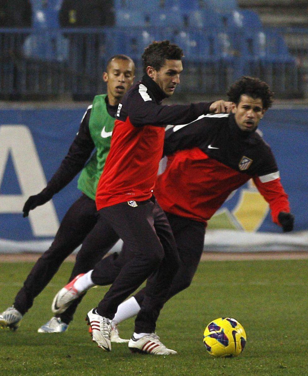 """Koke: """"El Atlético está haciendo una Liga espectacular"""""""
