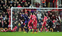 El Arsenal se estrella ante el Southampton y es quinto