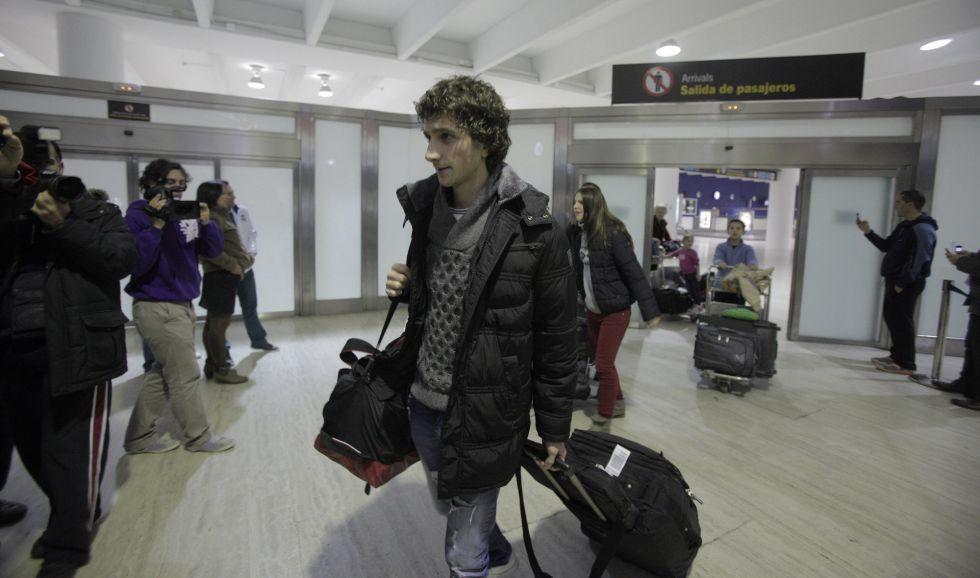 Stevanovic ha llegado a Sevilla para formalizar su fichaje