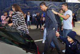 Cristiano voló a Madeira para celebrar la Nochevieja