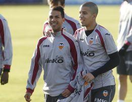 Feghouli firma hoy miércoles hasta 2016 y quiere ir a Granada