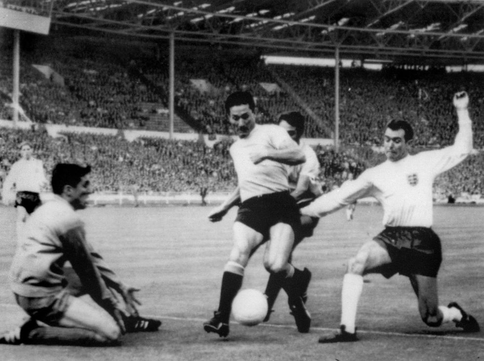 Falleció Mazurkiewicz, mejor portero del Mundial de 1970
