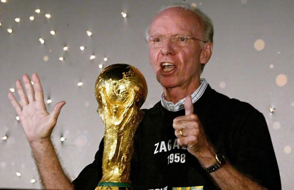 """Zagallo admite que Messi es el mejor, pero """"Pelé solo hubo uno"""""""