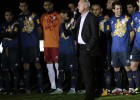 Mas agradece Cruyff su trabajo aunque le cueste el catalán