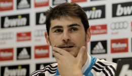 Iker Casillas será titular el domingo ante la Real Sociedad