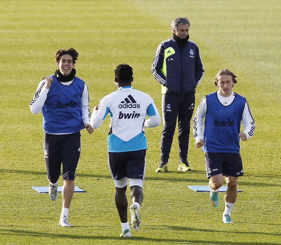 """""""Es muy exigente adaptarse a un gran club como el Real Madrid"""""""