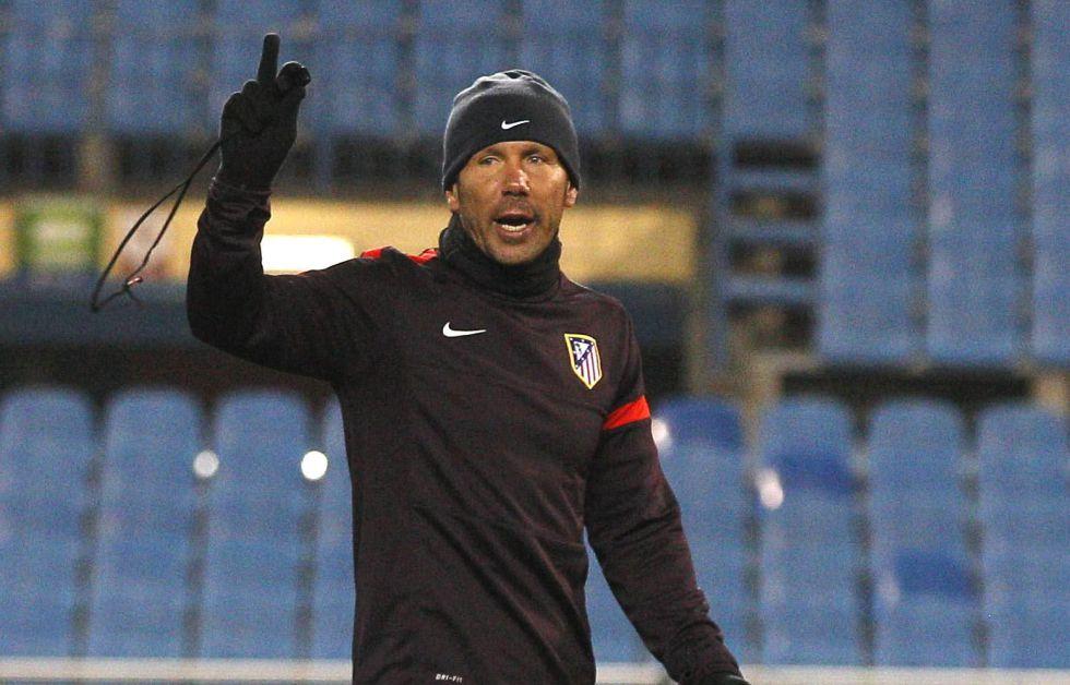"""Simeone: """"Arda no se va, seguro"""""""