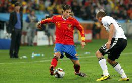 Alemania negocia un amistoso de preparación con la Roja