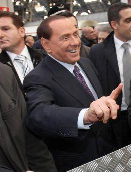 """Silvio Berlusconi: """"Balotelli no me convence como hombre"""""""