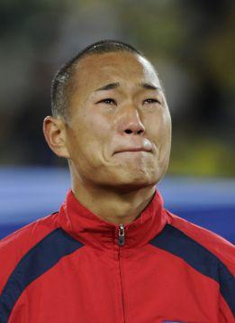 La estrella de Corea del Norte jugará en Corea del Sur