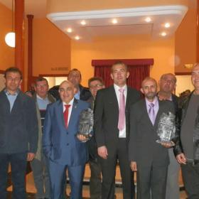 Peña Bonares: Premio Ayuntamiento de Bonares