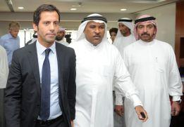 """Quique: """"Mou me dijo que los Emiratos eran una alternativa"""""""