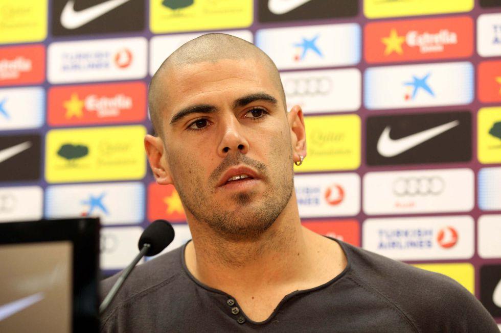 """Valdés: """"No descarto ver otras culturas y otros tipos de fútbol"""""""