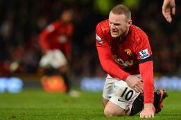 Wayne Rooney estará dos semanas más de baja