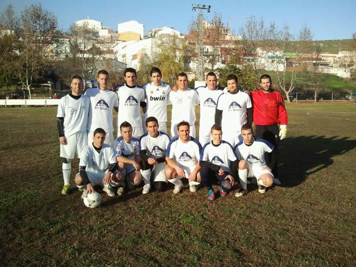"""""""El Buitre"""" de Alange, I Torneo Interpeñas"""