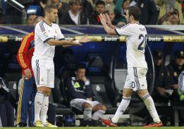 Higuaín regresa ante la Real Sociedad sin miedo a Benzema