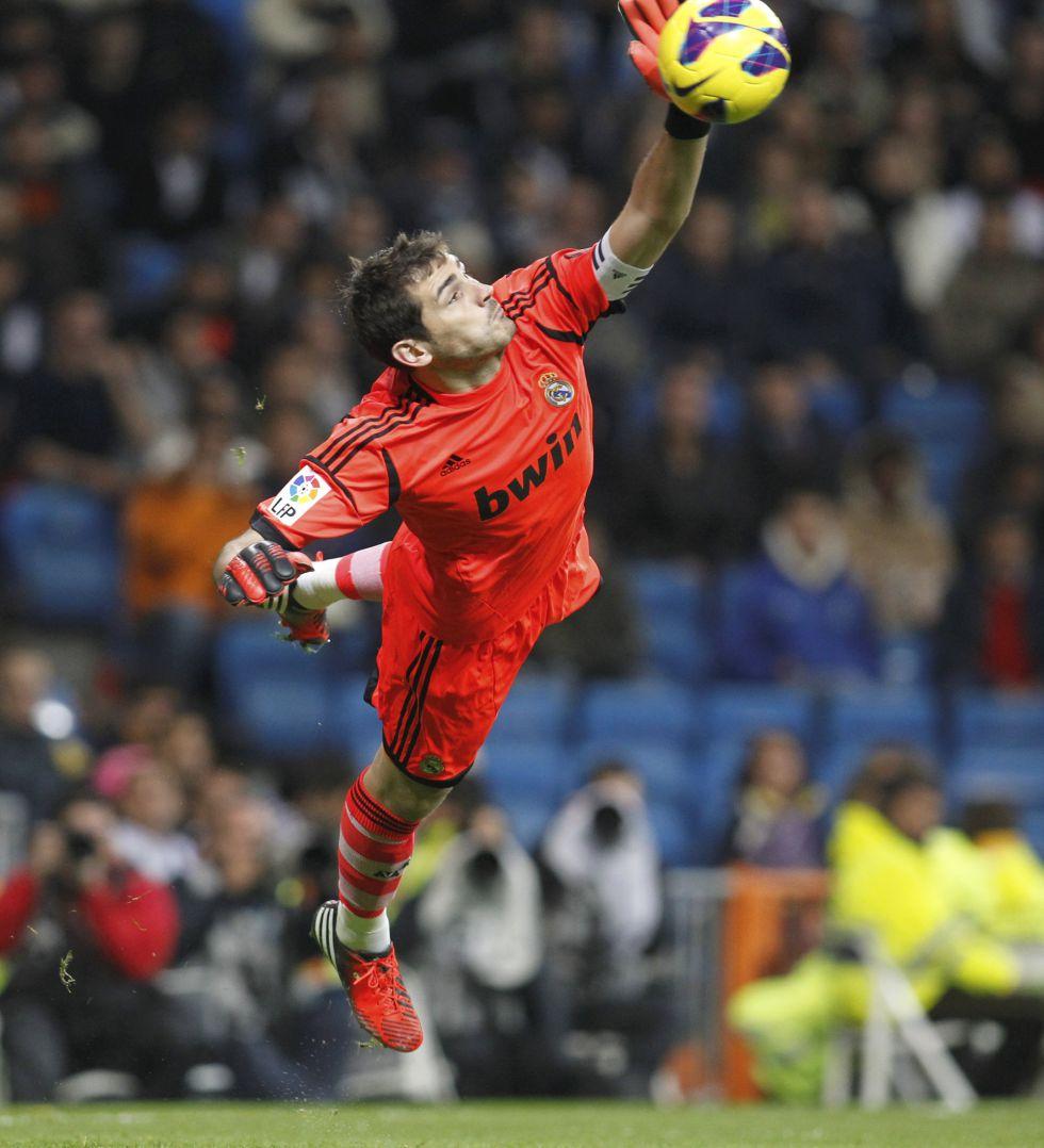 Iker Casillas, mejor portero del mundo por quinta vez