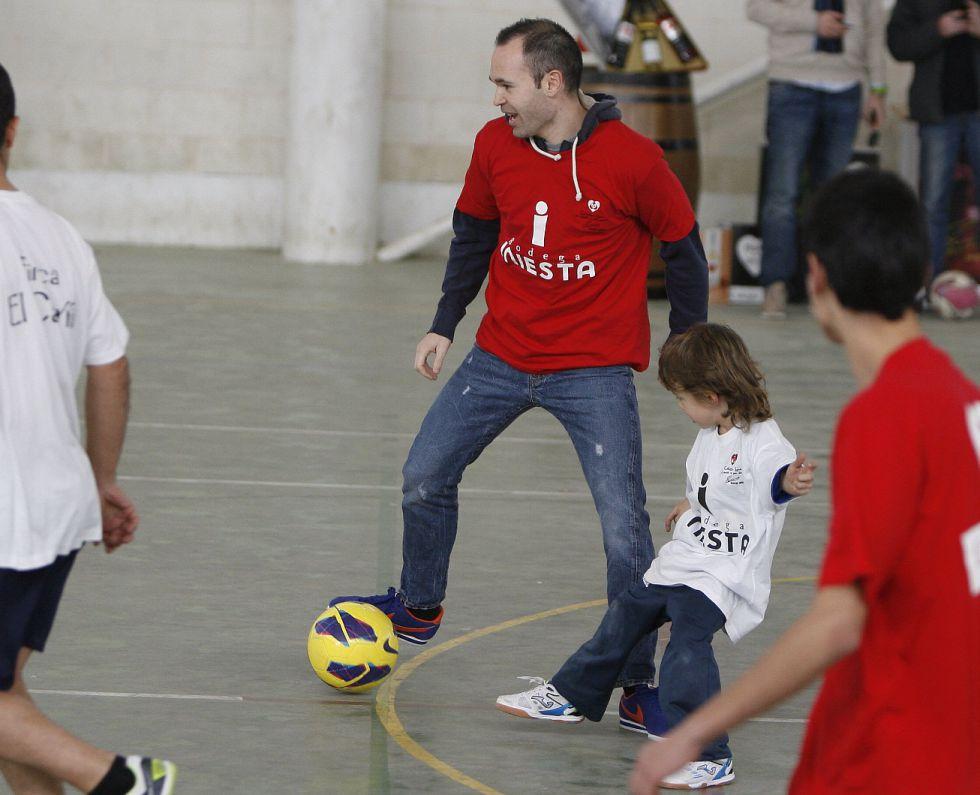 """Iniesta: """"Acabar en el Barça sería algo especial, es mi ilusión"""""""