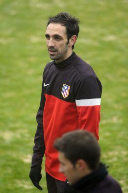 """Juanfran: """"Estoy seguro de que 2013 será incluso mejor"""""""