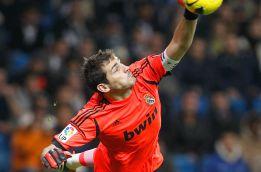 Iker Casillas: mejor guardameta en el año 2012 para la IFFHS