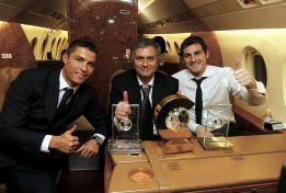 Mou viajará con Iker Casillas, Cristiano y Ramos a Zúrich