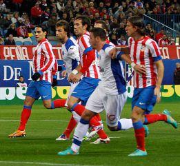 El Atlético de Madrid: líder de Europa en partidos imbatido