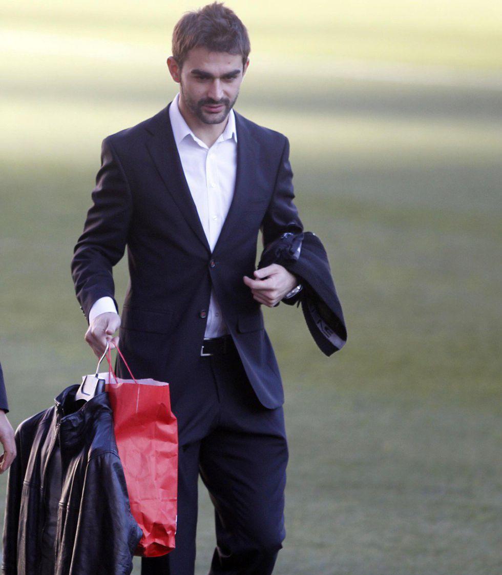 """Adrián: """"La Champions es algo que todos queremos jugar"""""""