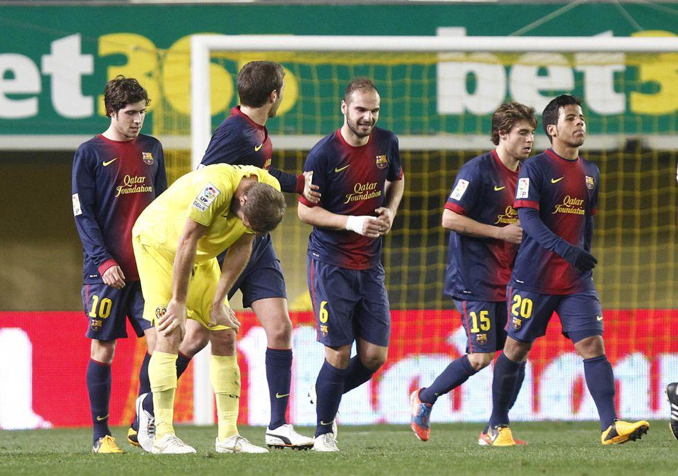 El Villarreal perdona y lo paga en un gran duelo ante el Barça B