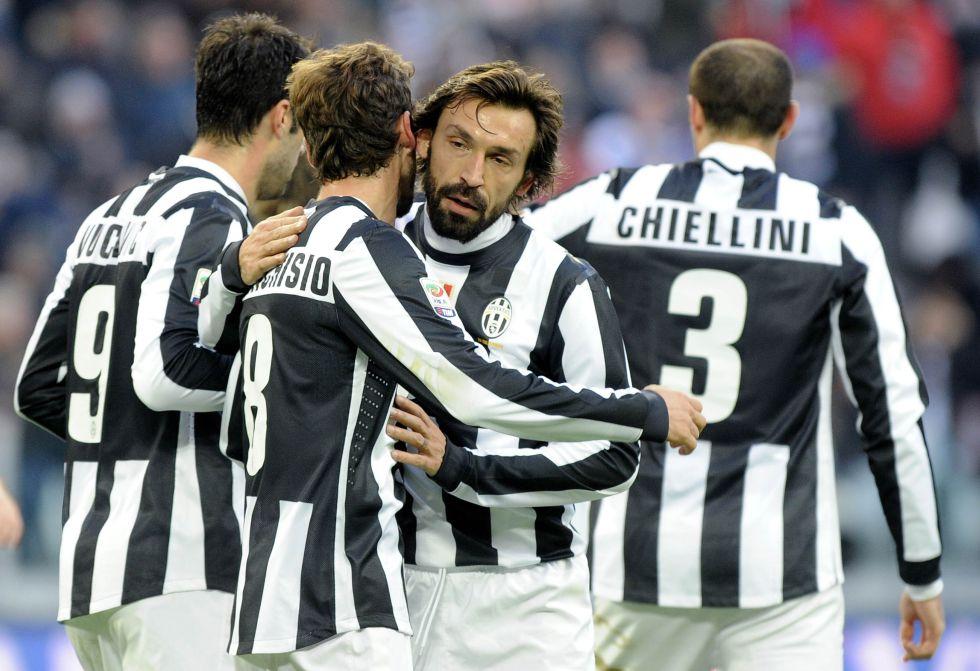 La Juventus saldrá con diez italianos en el once inicial