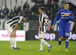 La Juventus pierde y cede ante la presión de la Lazio