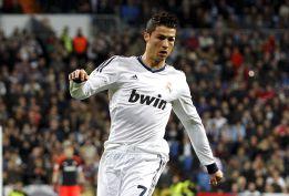 Cristiano marcó dos goles e igualó los 171 de Butragueño
