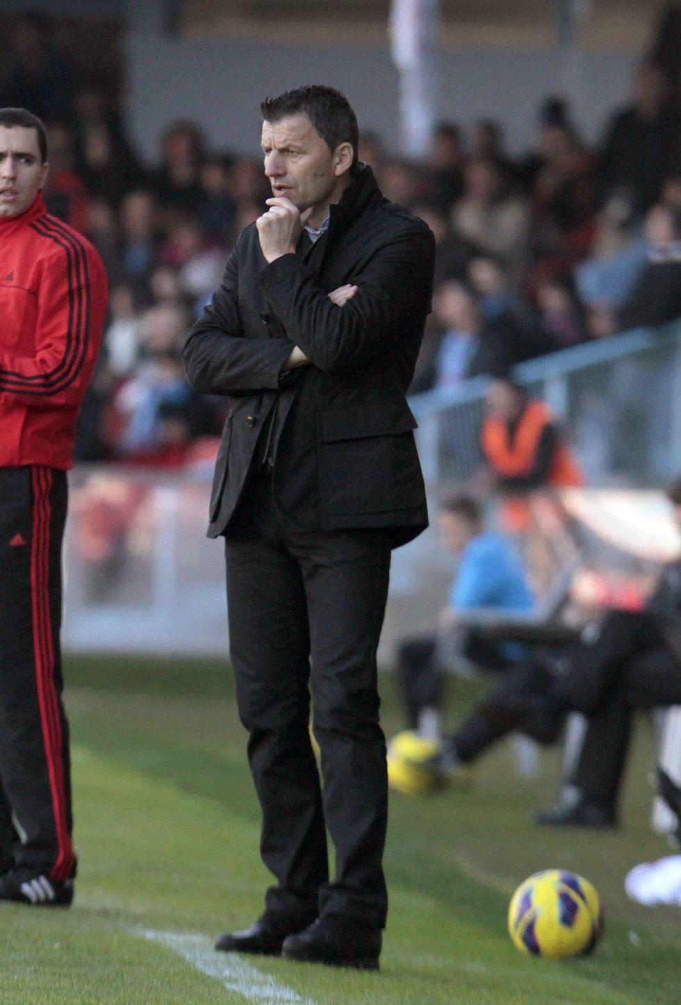 """Djukic: """"El Celta nos ha castigado con su contraataque"""""""