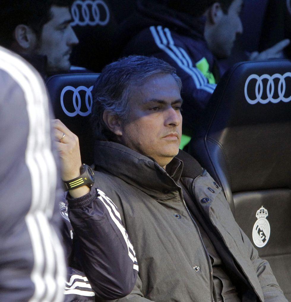 """Mourinho: """"Se le ha faltado el respeto, y mucho, a Adán"""""""