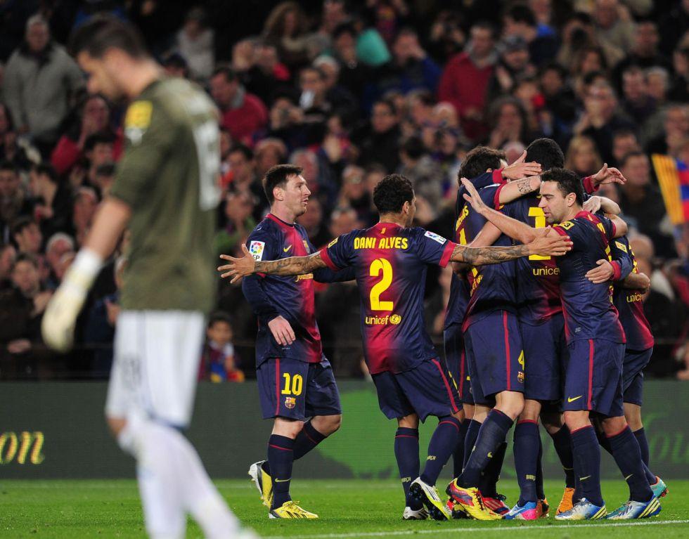 El Barça vuelve a ser el que fue