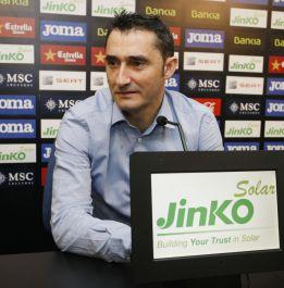 """Valverde: """"Es el peor partido porque el marcador es a favor"""""""