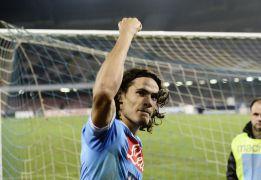 El Nápoles rechaza la oferta del City de 55 millones por Cavani