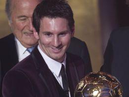 Messi y Del Bosque, grandes favoritos al Balón de Oro