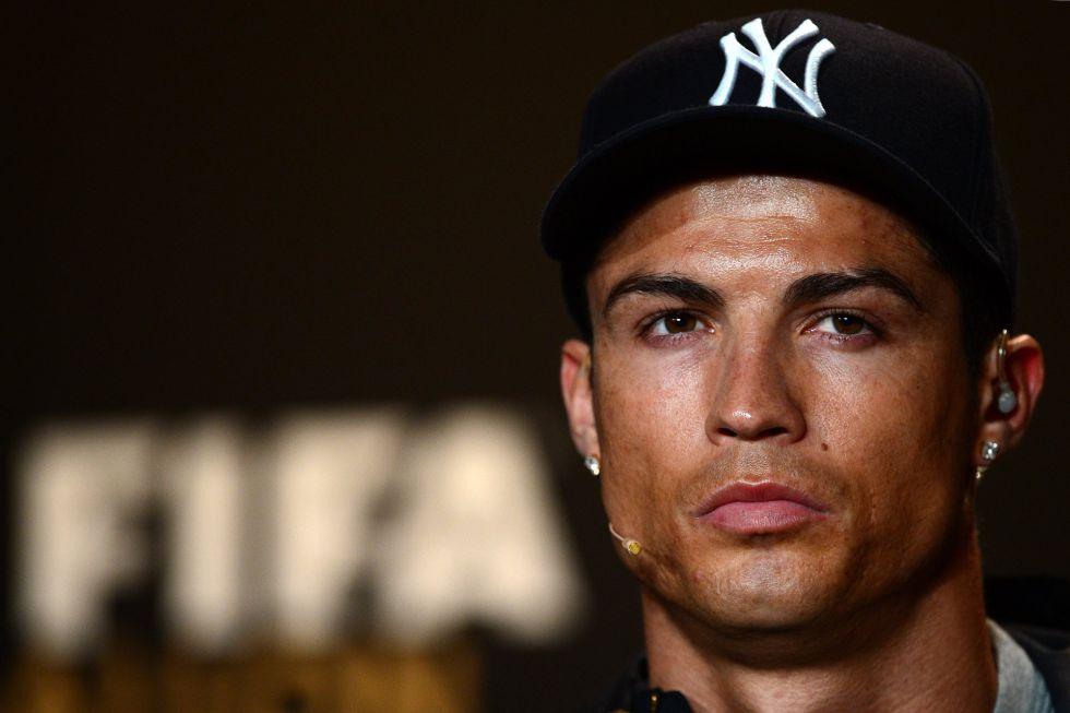 """Cristiano: """"¿Que por qué no elegí a Messi? Yo no pude votar"""""""