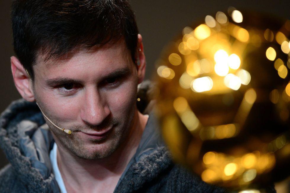 """""""Es increíble ganar cuatro Balones de Oro consecutivos"""""""
