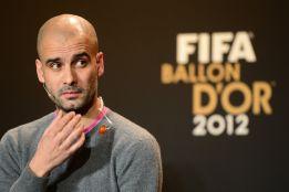 Guardiola: 'Aún no sé dónde, pero entrenaré el año que viene'