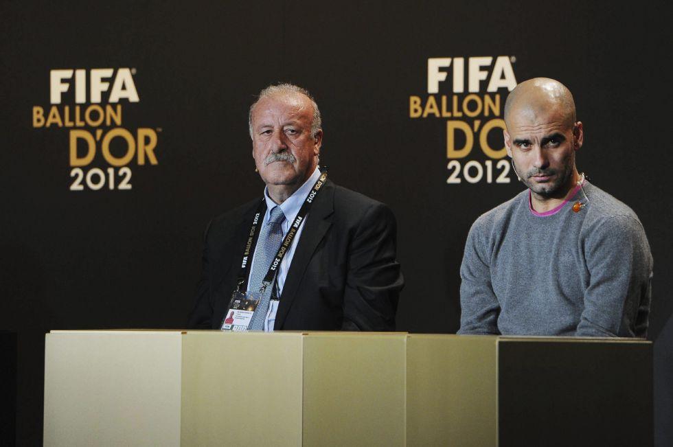 """""""Es una satisfacción ver aquí a dos entrenadores españoles"""""""