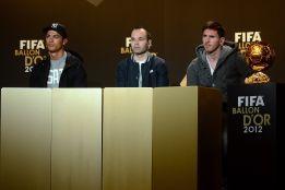 """""""No creo que a Messi se le escape el quinto Balón de Oro"""""""