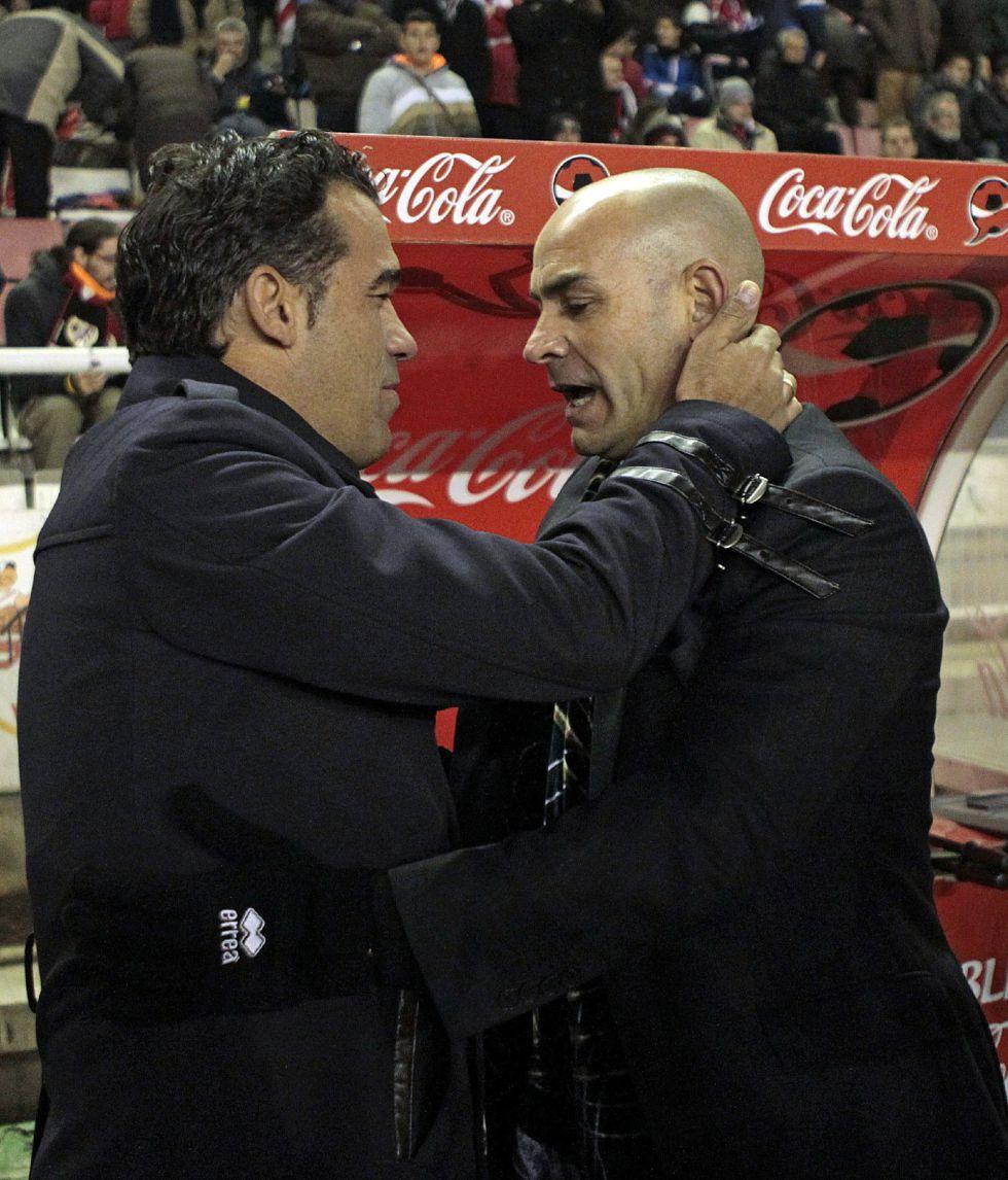 """Paco: """"Este partido es lo mejor que hemos hecho hasta ahora"""""""