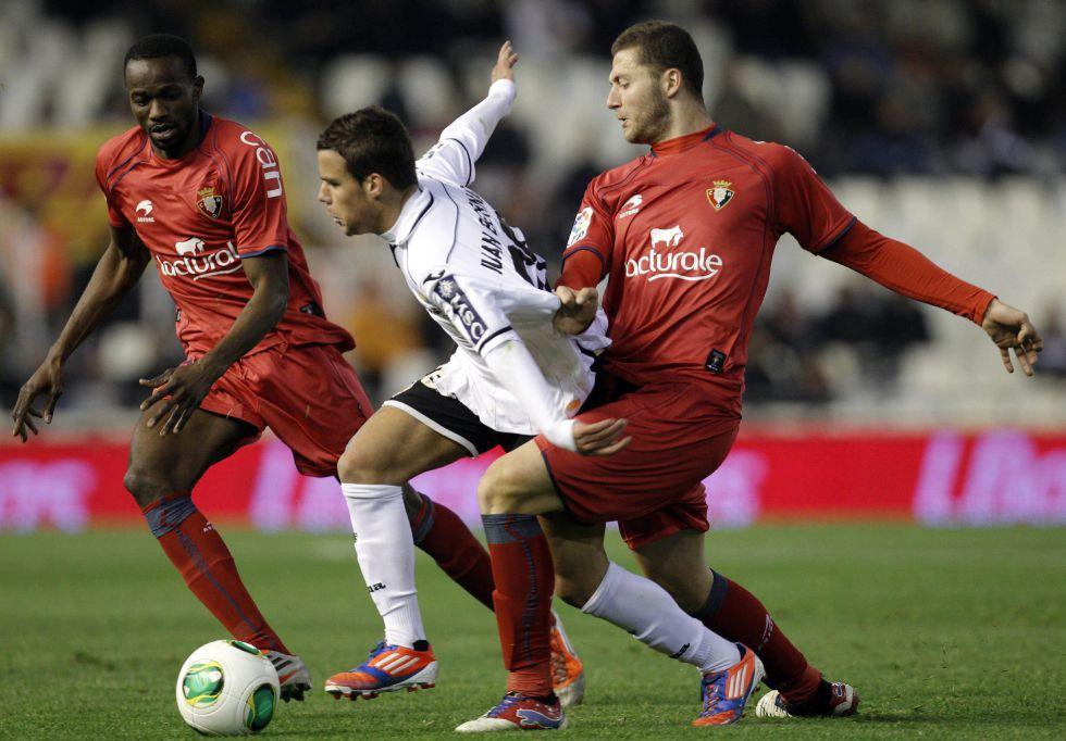 El Valencia ya espera en cuartos a Real Madrid o Celta